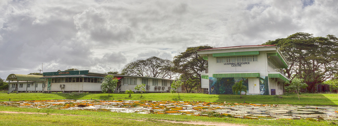 Learning & Resource Centre - University of Guyana